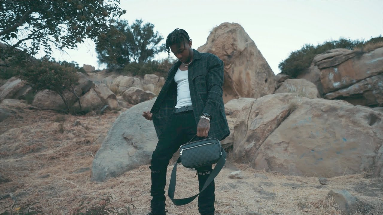 DDG - Moonwalking In Calabasas (Official Music Video)