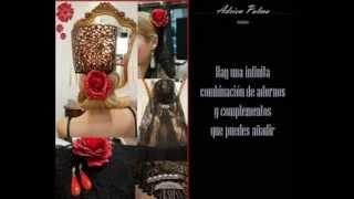 Peineta y Mantilla, por Adrien Palma