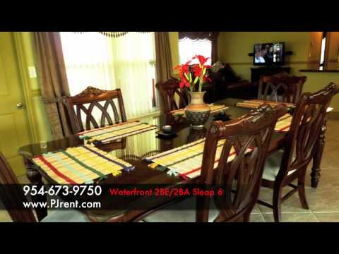 Vacation Rentals 2/2 Waterfront House, Fort Lauderdale Pompano Beach, FL