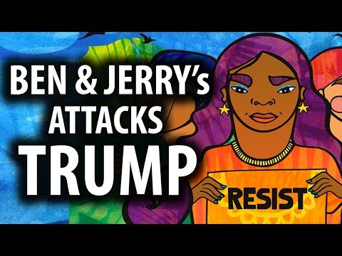 Ben & Jerry's Makes Anti-Trump 'Resist' Flavor
