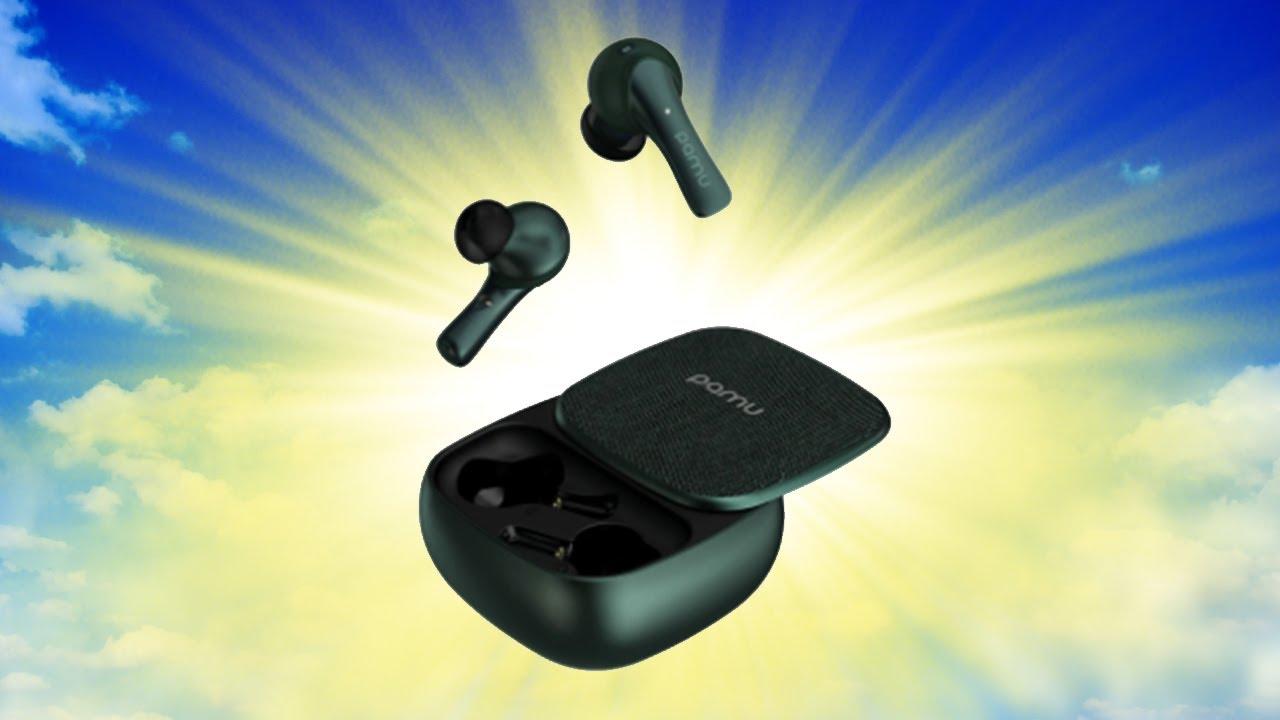 Pamu Slide Mini Earbuds Review - MilkBox Reviews