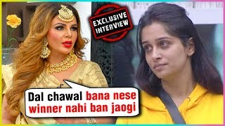 Rakhi Sawant INSULTS Dipika Kakar   Bigg Boss 12   Exclusive Interview