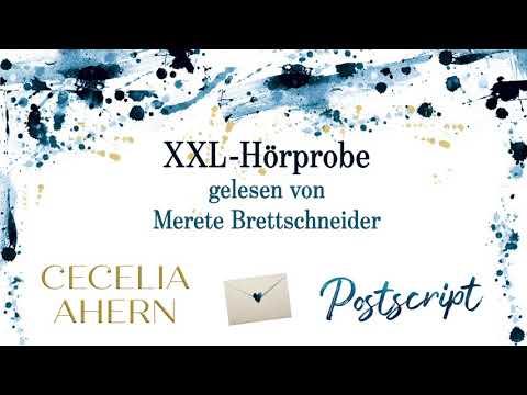Postscript YouTube Hörbuch Trailer auf Deutsch