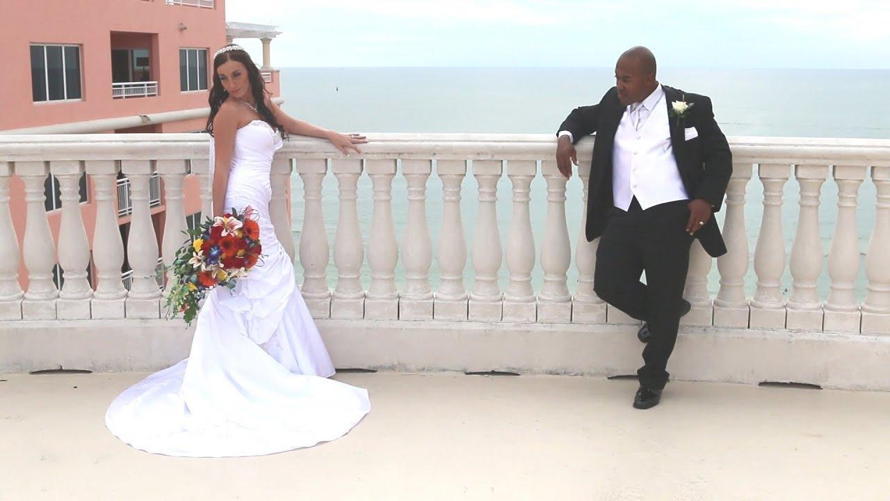 Hyatt Regency Clearwater Beach Wedding Youtube
