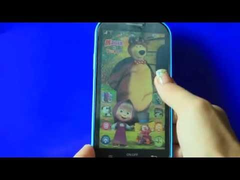 Видео Телефон маша и медведь