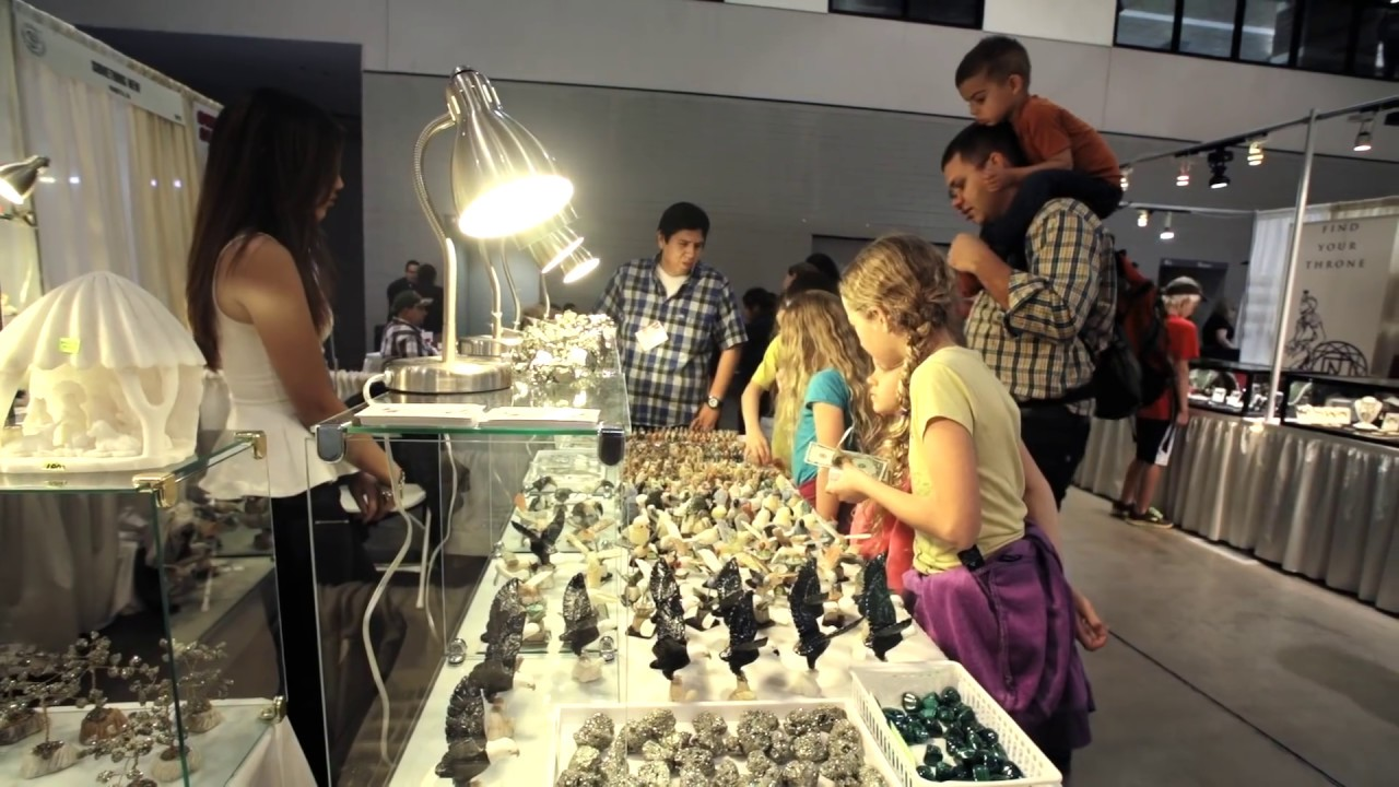 2017 Tucson Gem And Mineral Show ®
