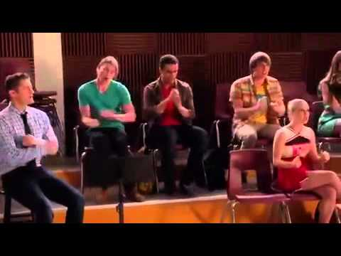 Glee My lovin (you're never gonna get it) full performance
