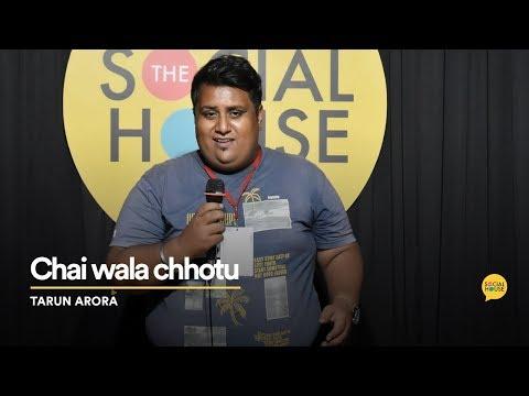Chai Wala Chhotu | Tarun Arora | The Social House Poetry | Whatashort