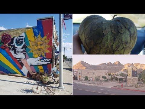 Last stop before Burning Man Reno