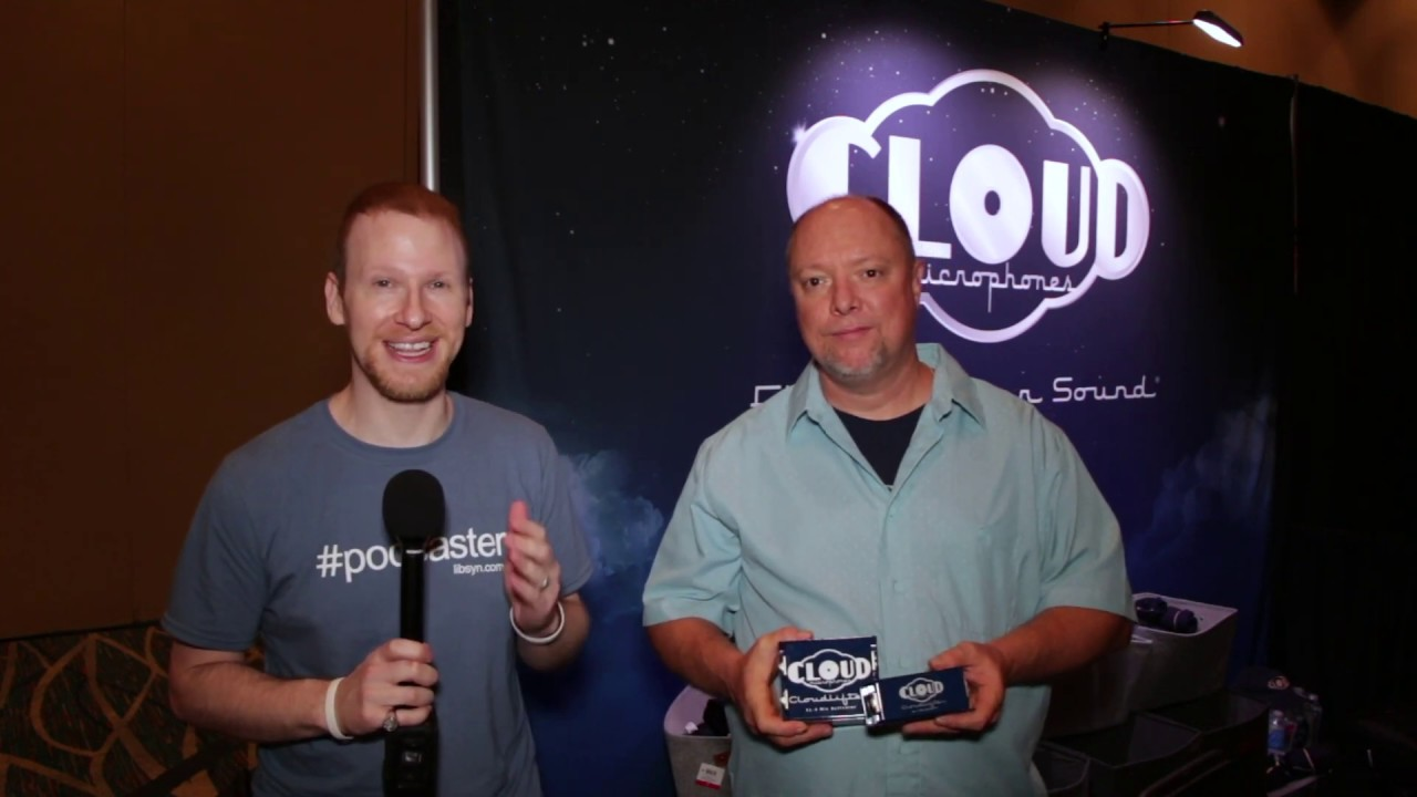 "Geek Out with Cloud Microphones' New Podcast, ""The Mic Locker"""