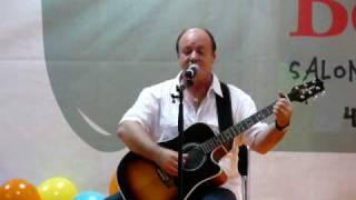 Nicu Alifantis Balada Dromaderelor live Bookfest 2008