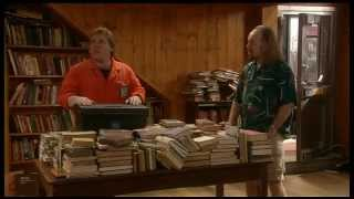 Black Books Season 1 Epizode 5 - The Big Lock-Out