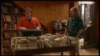 Black Books Season 1 Epizode 5 - The Big Lock-Out
