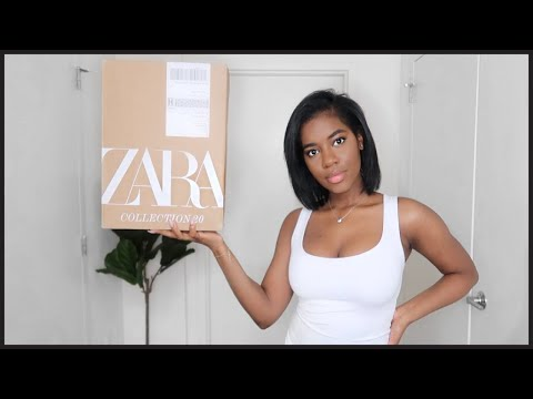 Zara Basics Haul