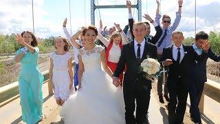 Крутая поющая свадьба