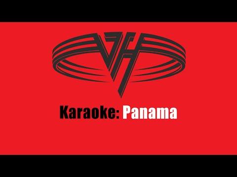 Karaoke: Van Halen / Panama