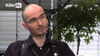 """Forensiker Mark Benecke: Köln TV """"Der Talk"""" mit Sarah Wissmann, 16. August 2015"""