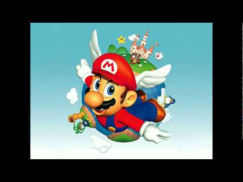 Super Mario 64 Bowser In The Dark World Song Theme