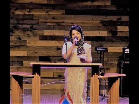 Vanna Vazhikal Onnorthidumbol - Sheeba George | Malayalam Christian Song