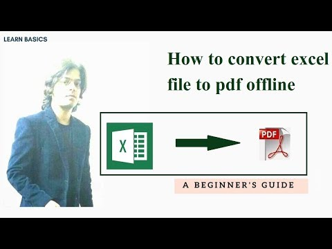 how-to-convert-excel-file-to-pdf-offline- -microsoft-office-online-training- -excel-to-pdf