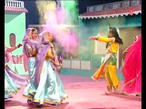 Kanha Aayo Re Barsane Dhaam Braj Ki Holi [Full Song] I Nathuli Kho Gaee Shyam Ki Holi Mein