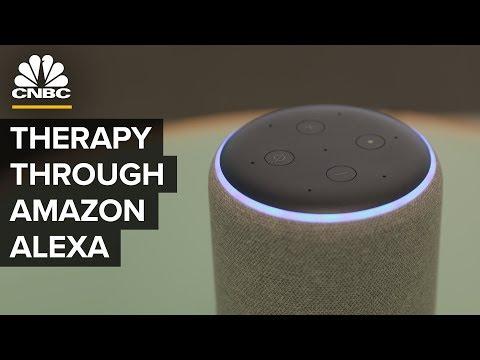 How Amazon Alexa Skills Are Taking On Mental Health