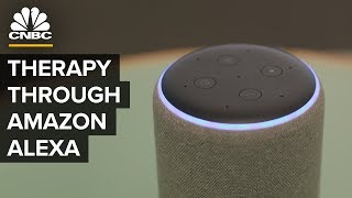 How Amazon Alexa Skills Are Taking On Mental Health
