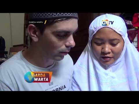 BOJONEGORO -  WNA Asal Portugal Ini Masuk Islam Dan Ingin Menikahi Gadis Asal Bojonegoro