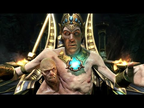 God of War Ascension Boss Fight & Chapter 12 The Oracle's Chamber
