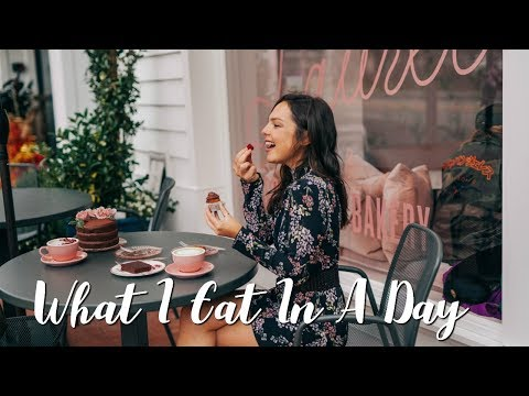 What I Eat In A Day   GLUTEN FREE LIFE