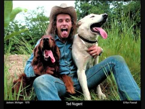 Ted Nugent Out Of Control