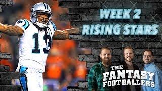 Fantasy Football 2016 - Studs, Duds, Rising Stars, Injuries, Mayhem - Ep. #267