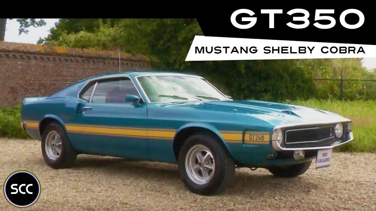 Ford Mustang Shelby Cobra Gt350 1969 Modest Test Drive V8 Engine Sound Scc Tv Youtube