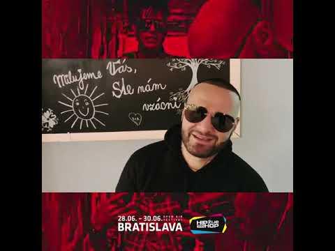 HIP HOP ZIJE 2019 - RYTMUS / POZVÁNKA /