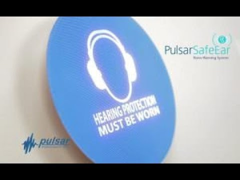 How to monitor workplace noise with the SafeEar Noise Activated Warning System