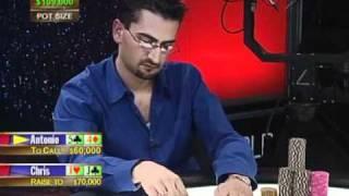 World Poker Tour 1x05 Gold Rush Tournament
