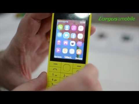 Présentation des Nokia Asha 230 et Nokia 220