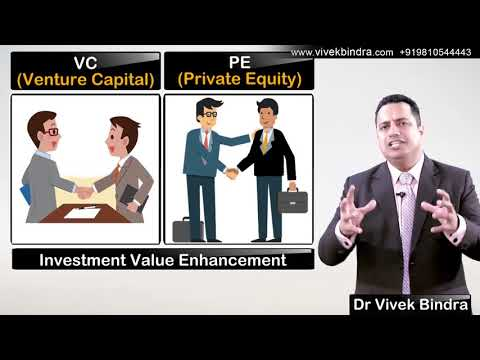 Funding for Your StartUp   Private Equity   Venture Capital   Angel Investor   Dr Vivek Bindra   You