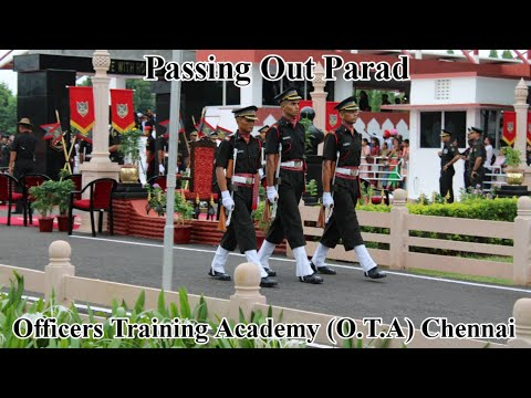 Part-2 Officers Training Academy(P.O.P) OF An Indian Army Officer. O.T.A Chennai 2019. CDS