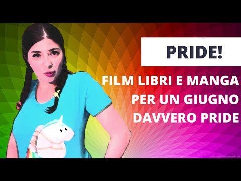 PRIDE! ◇ Film, libri e manga LGBT per un Giugno davvero Pride 🌈