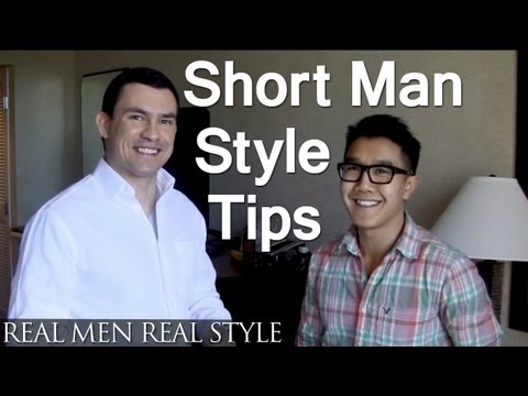 3 Short Man Style Tips - Real World Men's Style Advice - Interview with Peter Li of CrossFit Lazurus