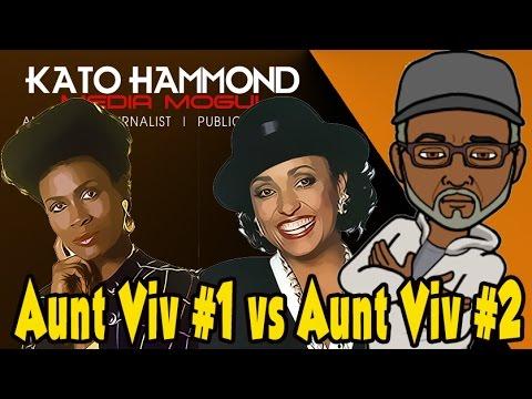 Aunt Vivian 1 vs Aunt Vivian 2
