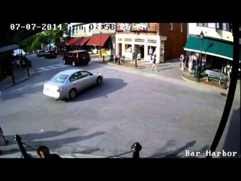 Downtown Bar Harbor Live Stream
