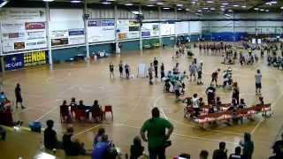 Eastern Region Roller Derby (ERRD) SMACKDOWN Day 1: IWRDL vs PMRDL