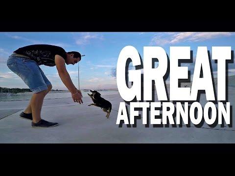 Great Afternoon / Port Sarafovo / GoPro Hero 4