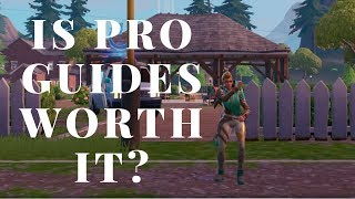 Pro Guides Fortnite Honest Review: Is It Worth The Money?