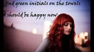 Think Of You - A Fine Frenzy (lyrics on screen)