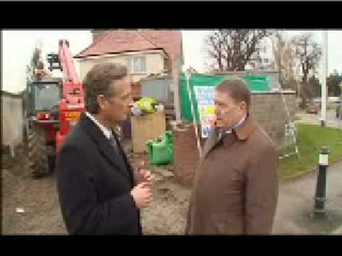 Sky News Report on the Irish Economy 30.01.2009