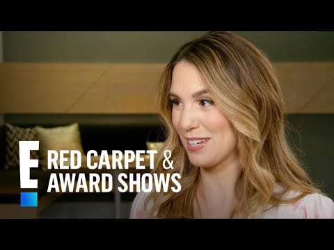 Christy Carlson Romano on Past Struggles with Alcohol & Depression | E! Red Carpet & Award Shows