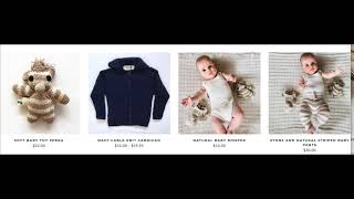 shop-for-baby-and-kids BABY CLOTHING  Newborn Organic Baby Clothing unique collection